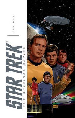 Star Trek Omnibus book
