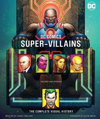 DC Comics Super-Villains by Daniel Wallace
