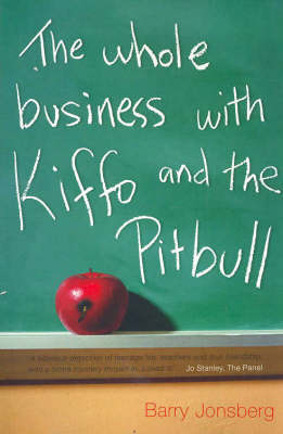 Whole Business with Kiffo and the Pitbull book