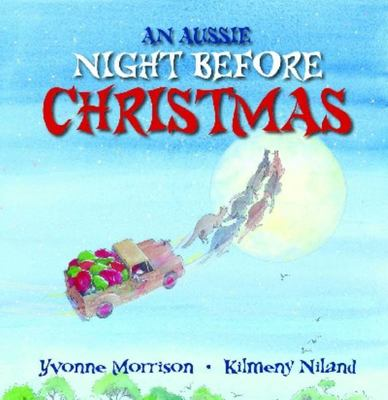 Aussie Night Before Christmas: Board Book by Yvonne Morrison