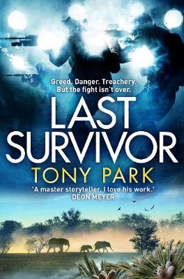 Last Survivor book