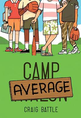 Camp Average by Craig Battle