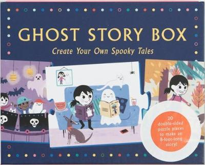Ghost Story Box: Create Your Own Spooky Tales by Magma