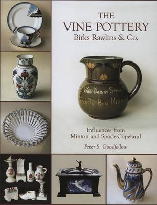 The Vine Pottery by Peter Goodfellow