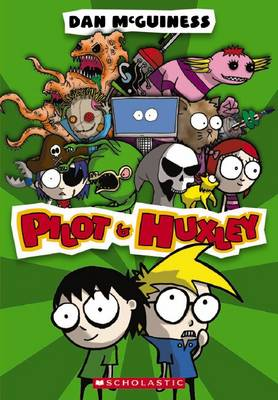 Pilot and Huxley book