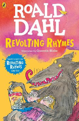 Revolting Rhymes (Colour Edition) book