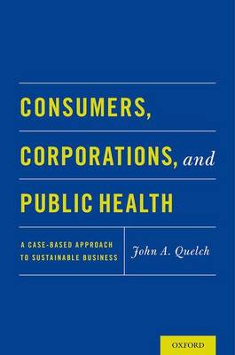 Consumers, Corporations, and Public Health book