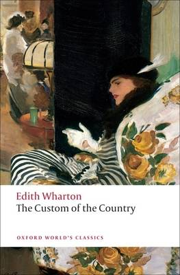 Custom of the Country book