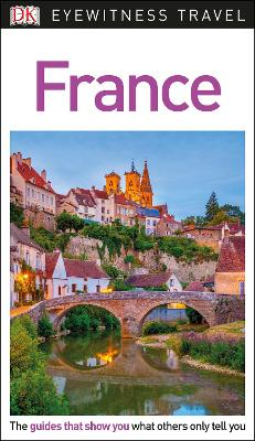 DK Eyewitness Travel Guide France book