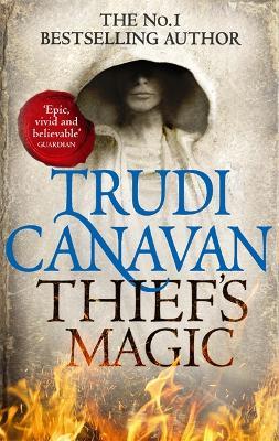 Thief's Magic book