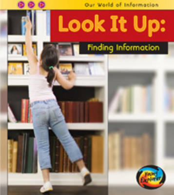 Look it Up by Claire Throp