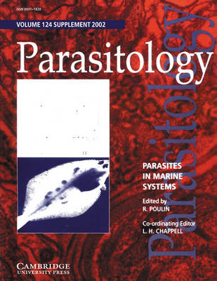 Parasites in Marine Systems book