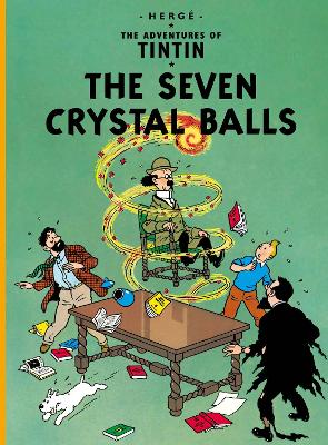 Seven Crystal Balls by Herge