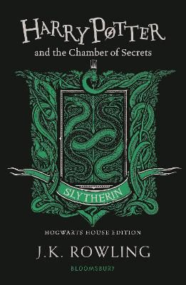 Harry Potter and the Chamber of Secrets - Slytherin Edition book