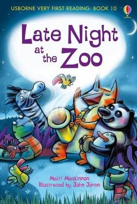 Late Night at the Zoo book