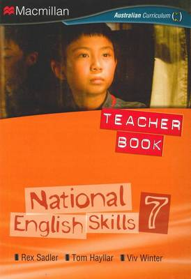 National English Skills 7 Teacher Book by Rex Sadler