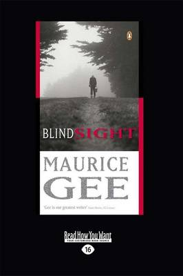 Blindsight by Maurice Gee