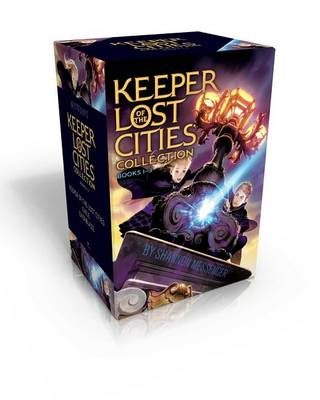 Keeper of the Lost Cities Collection Books 1-3 by Shannon Messenger