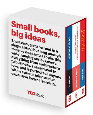 Ted Books Box Set: The Creative Mind by Pico Iyer
