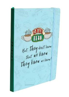 Friends: Central Perk Softcover Notebook by Insight Editions