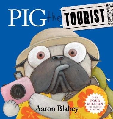 Pig the Tourist book
