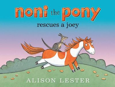 Noni the Pony Rescues a Joey book