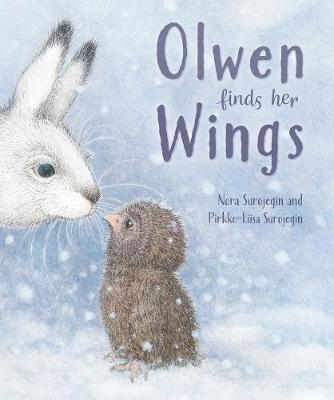 Olwen Finds Her Wings by Nora Surojegin