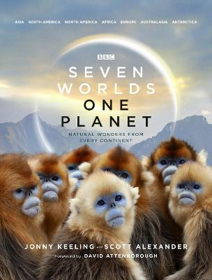 Seven Worlds One Planet by Jonny Keeling