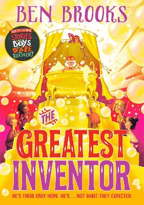 The Greatest Inventor by Ben Brooks