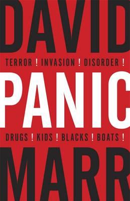 Panic by David Marr