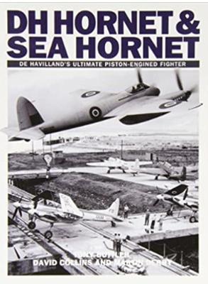 Hornet and Sea Hornet by Tony Buttler