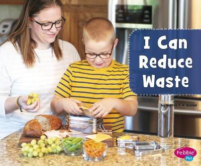 I Can Reduce Waste book