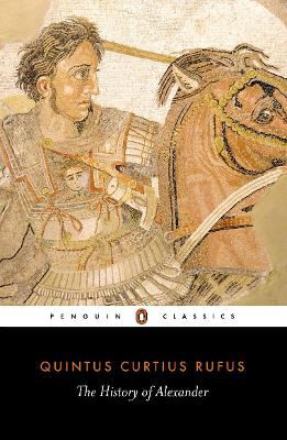 The History of Alexander book