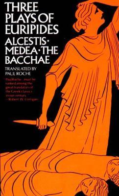 Three Plays of Euripides book