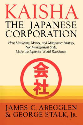 Kaisha Japanese Corp book