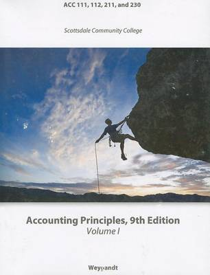 Accounting Principles, Volume 1 book