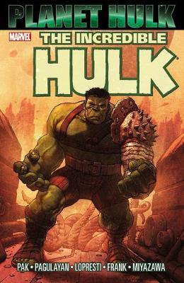 Hulk by Greg Pak