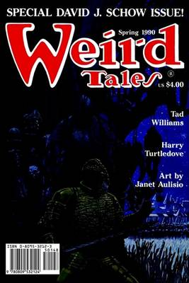 Weird Tales 296 (Spring 1990) by Tad Williams