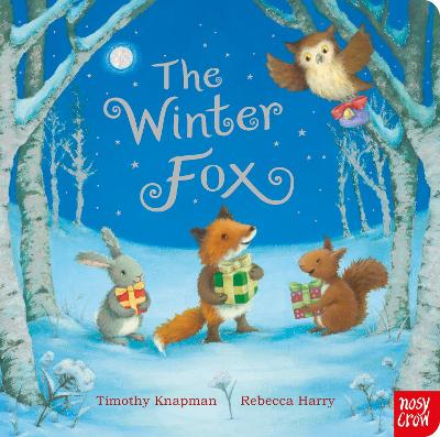 The Winter Fox by Timothy Knapman
