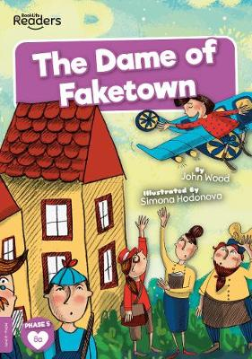 The Dame of Faketown book