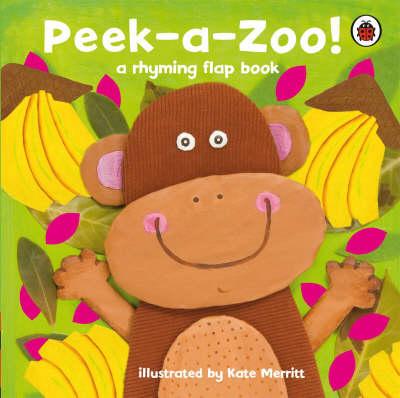 Peek-a-Zoo by Mandy Ross
