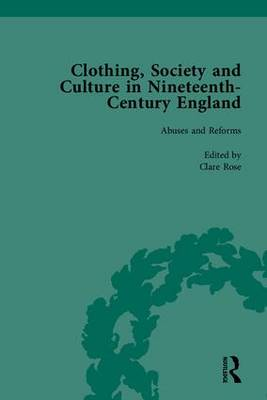 Clothing, Society and Culture in Nineteenth-Century England book