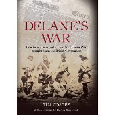 Delane's War by Patrick Mercer