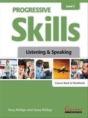 Progressive Skills 3 - Listening and Speaking - Combined Course Book and Workbook with audio DVD and DVD 2012 book