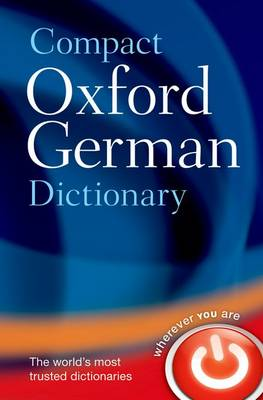 Compact Oxford German Dictionary by Oxford Languages