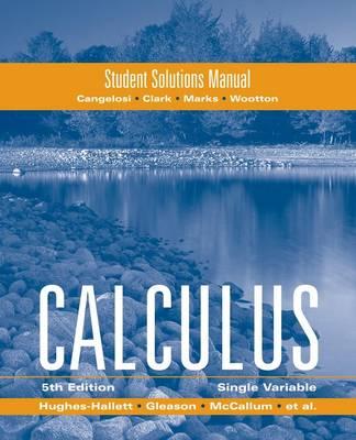 Calculus book