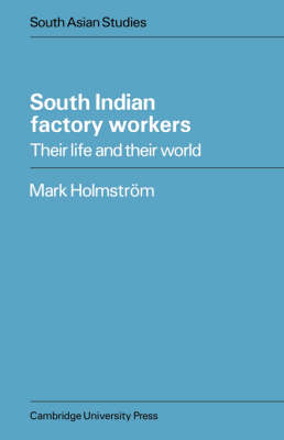 South Indian Factory Workers book