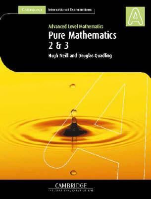 Pure Mathematics 2 and 3 (International) by Hugh Neill