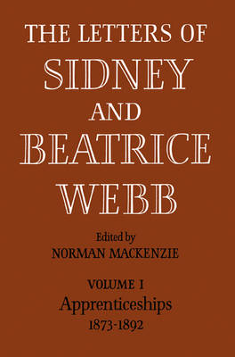 The Letters of Sidney and Beatrice Webb 3 Volume Paperback Set by Sidney Webb
