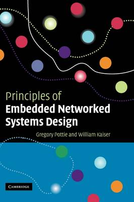 Principles of Embedded Networked Systems Design book